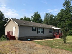 Millers Creek NC Modular Home New Listing: $119,900