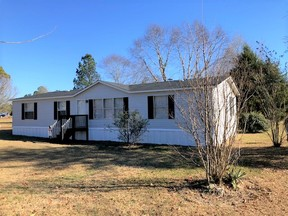 St. Matthews SC Manufactured Home Sale Pending: $64,900 Will Finance