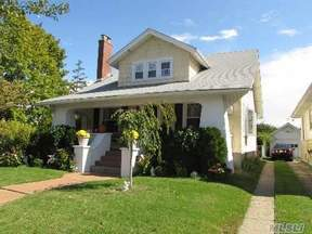 Oceanside NY COLONIAL For Sale: $449,000