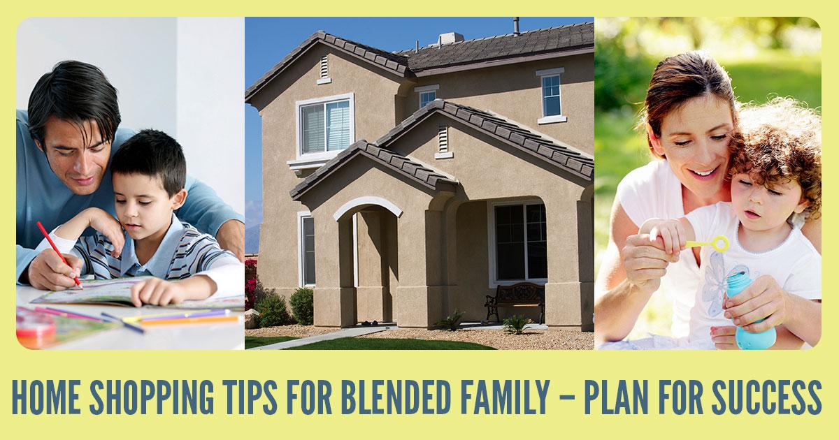 Blended Family Housing