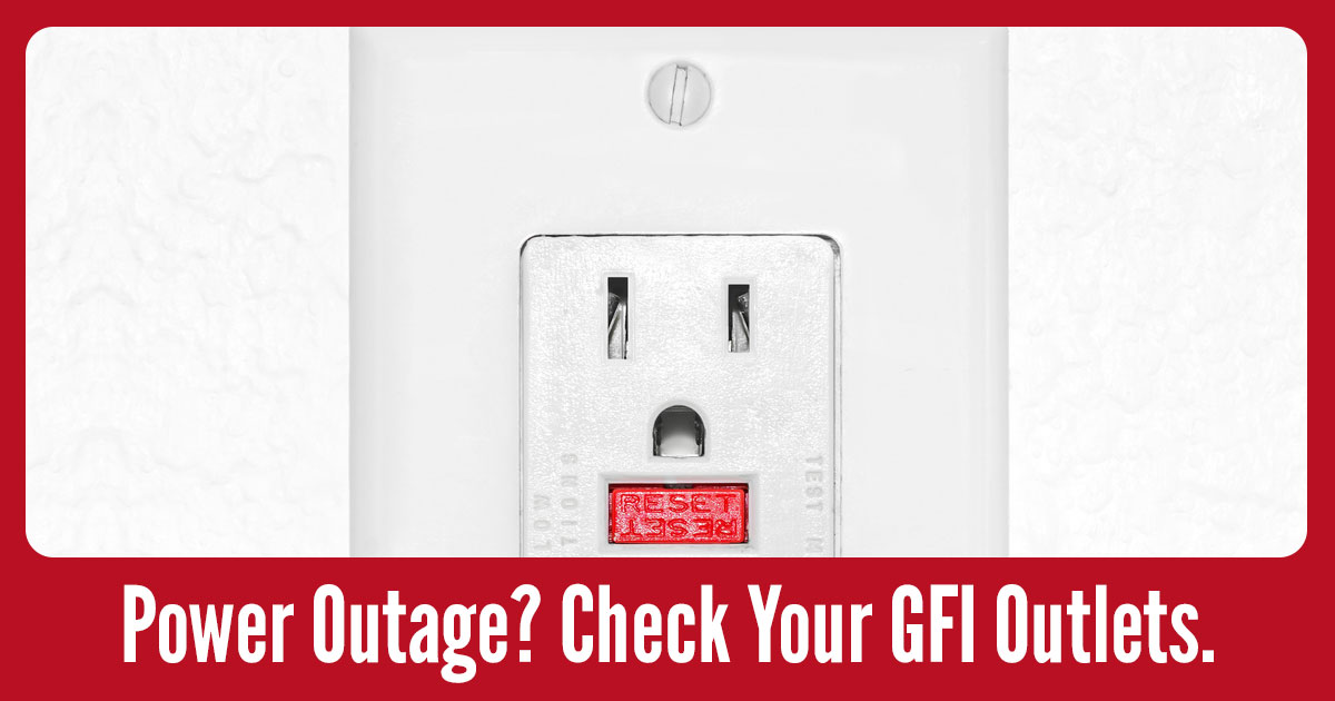 GFI Outlet Guide image
