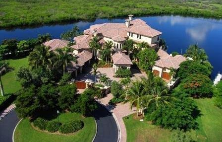 cape coral waterfront homes