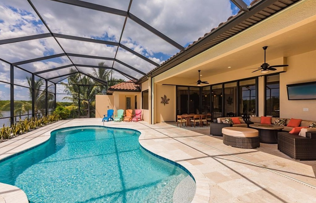 What Is A Lanai And Do You Need One In Sw Florida