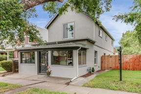 Single Family Home Sold: 636 South Logan Street