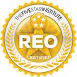 5 Star REO Certified