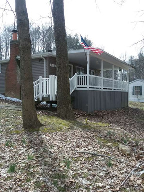 Lake Property For Sale (A-932): 33405 Akron Boat Club Road