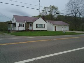 Piedmont OH Single Family Home Under Cont. (A-941): $72,000