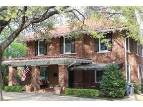 Fort Worth TX Single Family Home Sold: $700,000