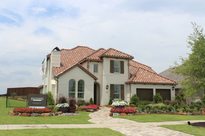 Aledo TX Single Family Home Sold: $439,392