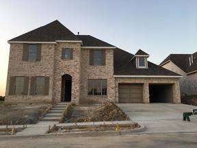 Aledo TX Single Family Home Sold: $520,000