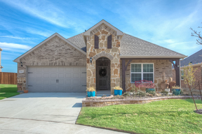 Northlake TX Single Family Home Sold: $300,000