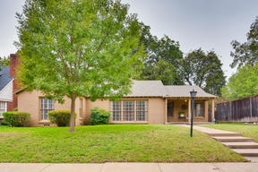 Fort Worth TX Single Family Home Sold: $350,000 Pending