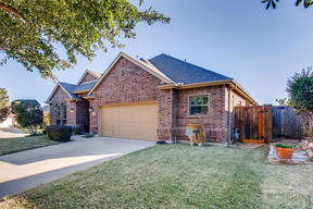 Fort Worth TX Single Family Home Sold: $259,500