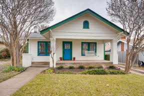 Fort Worth TX Single Family Home For Sale: $285,000