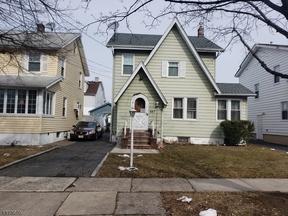 Bloomfield NJ Multi Family Home For Rent: $1,300