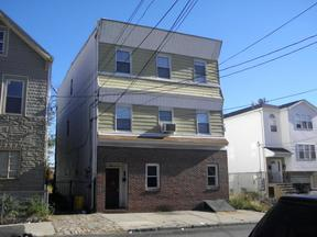 Newark NJ 3-Family Sold: $99,000
