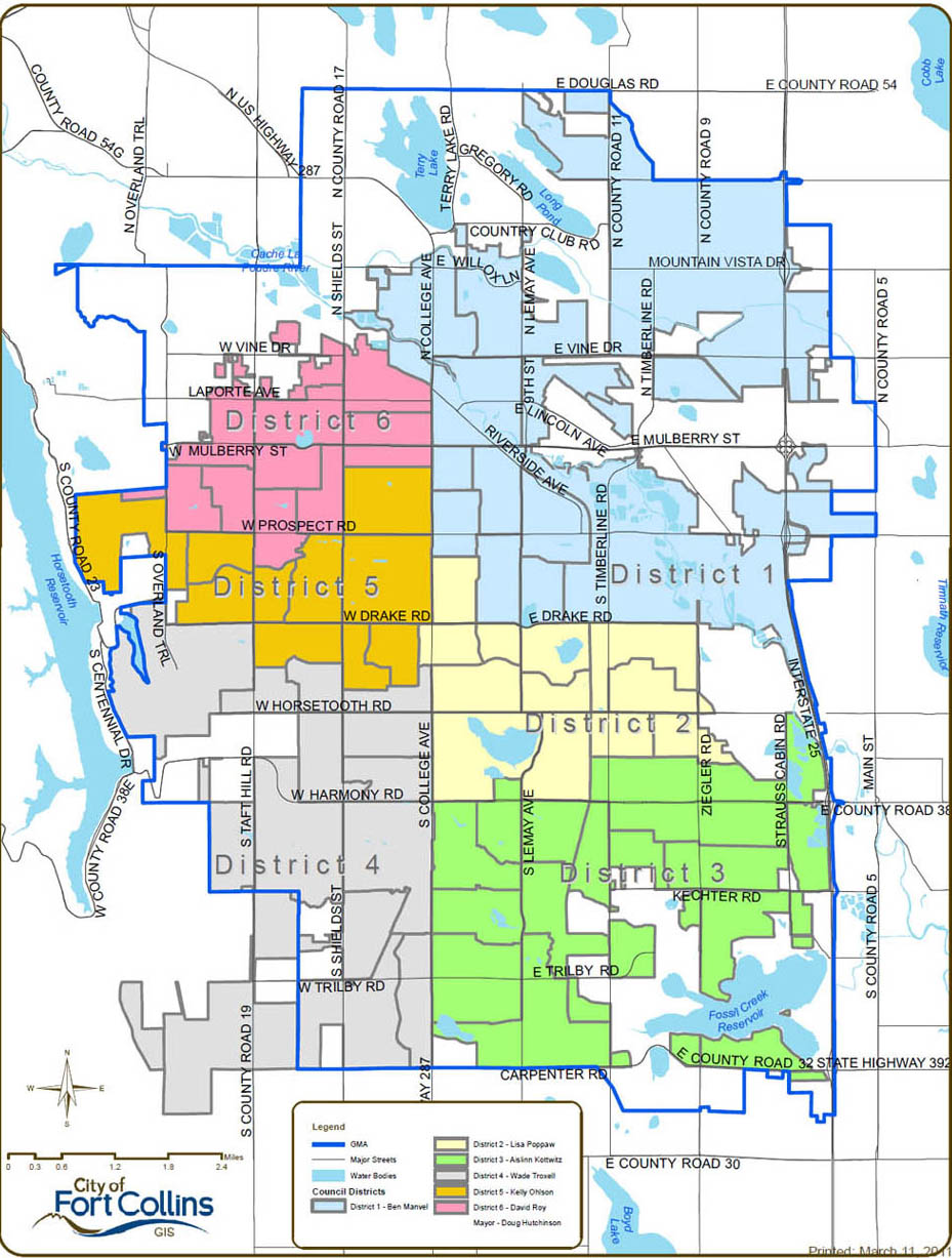 What is the zip code for fort collins colorado