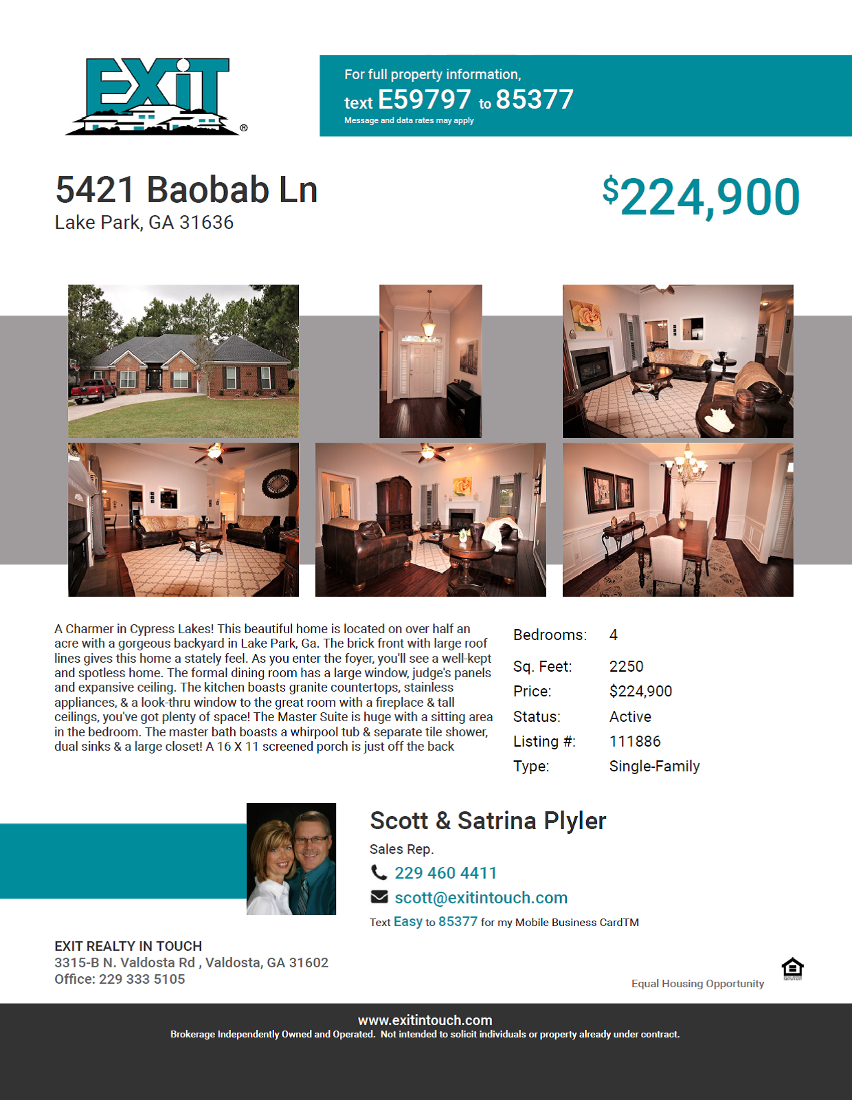 Valdosta GA Real Estate
