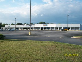 Commercial OutLot Sold: 150 Martin Luther King Drive; Outlot #1