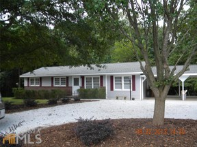 Single Family Home Sold: 7952 Lavonia Highway
