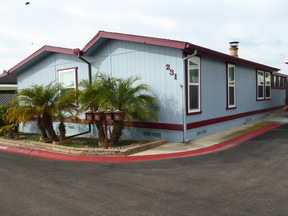 San Diego CA Manufactured Home For Sale: $68,500