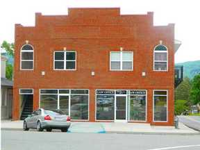 Trenton GA Commercial Office For Lease: $500 monthly