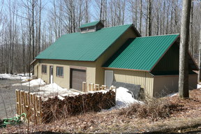 Residential Sold: 525 Green Mountain Rd.