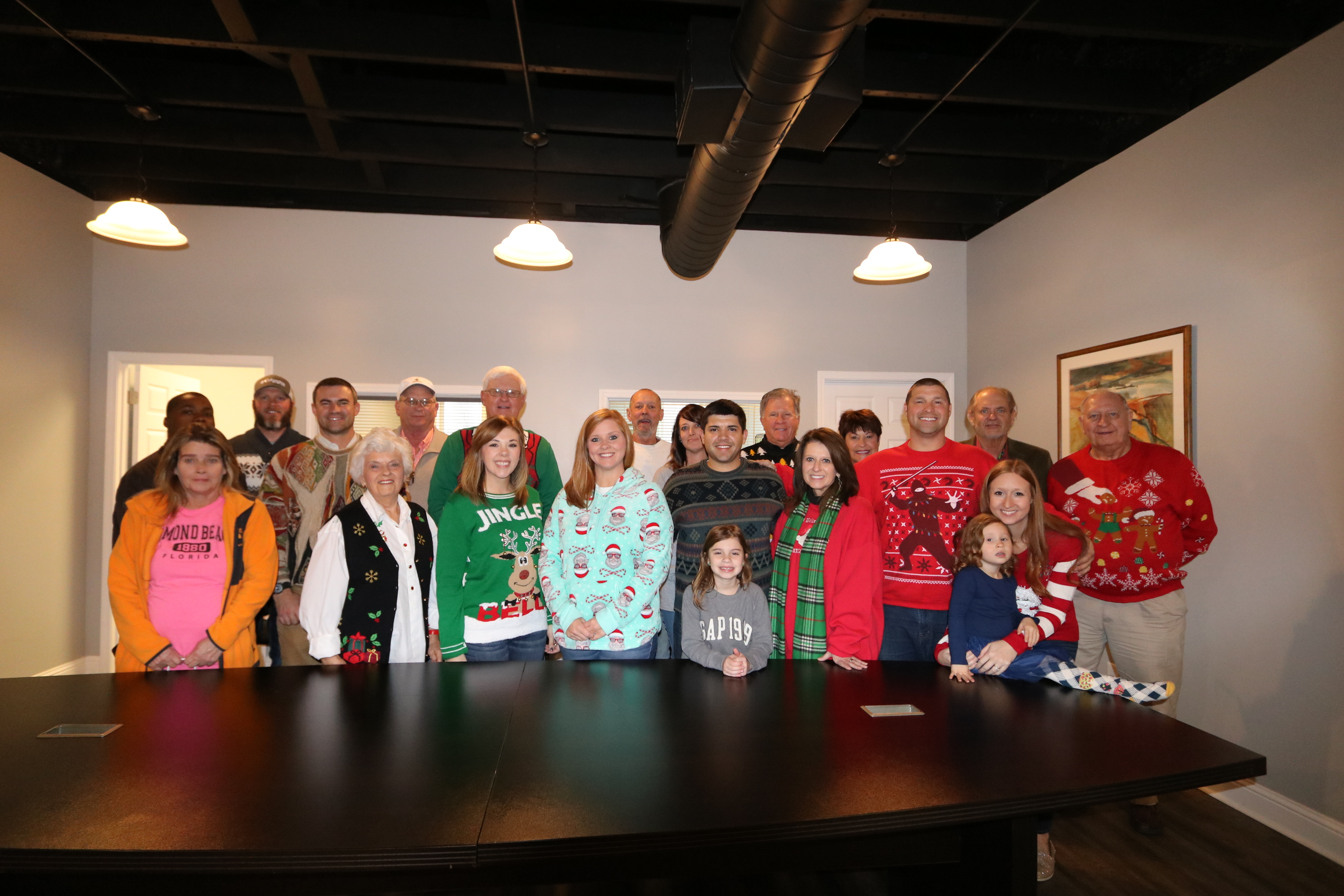 LA Realty 2017 Tacky Christmas Sweater Party