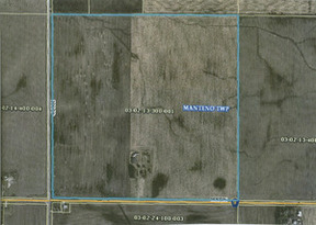 Lots and Land Sold: 4237 E 9000 N Rd.