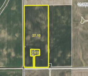 Farmland Sold: S31 T30n, R11e