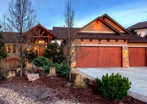 CASTLE PINES NORTH Recently Sold: 1254 BUFFALO RIDGE ROAD