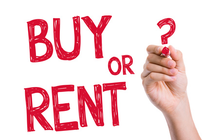 Buying versus renting a home in central Florida - Legends Realty