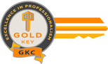 ORRA Excellence in Professionalism Gold Key Certification