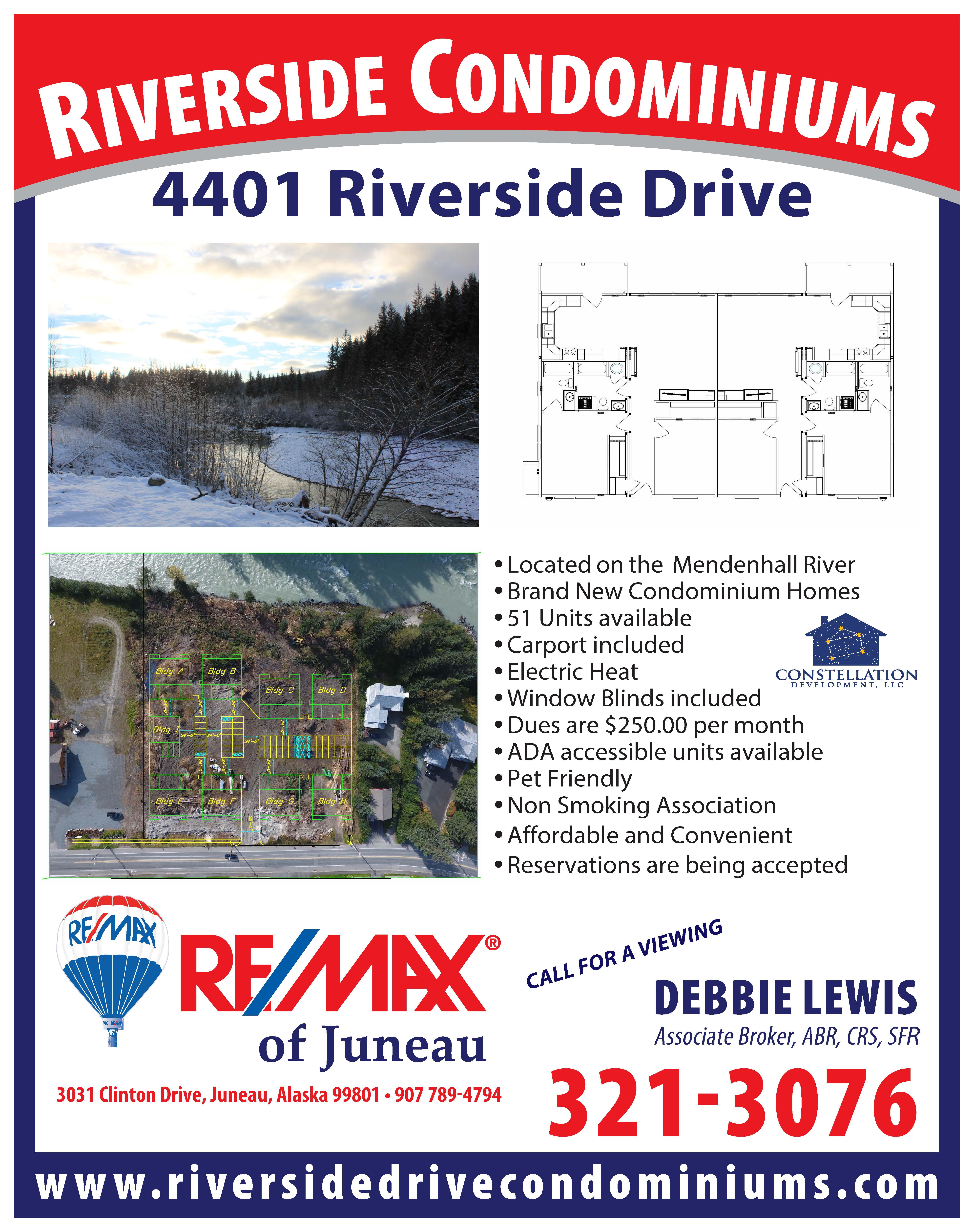 Riverside Condominiums | Juneau Homes Sale, Property ...
