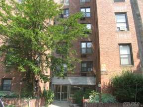 Rego Park  NY Co-op For Sale: $210,000