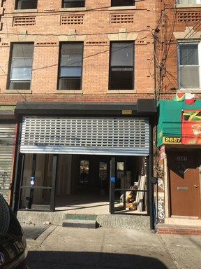Commercial For Lease: 2685 Pitkin Ave