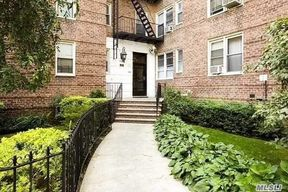 Jackson Heights  NY Co-op For Sale: $164,888