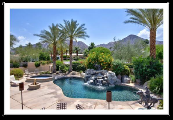 Indian Wells Private Tennis Estate
