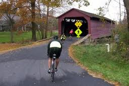 One of Frederick Counties many covered bridges