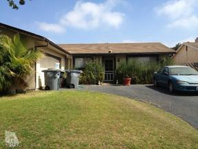 Oxnard CA Single Family Home Sold: $280,000