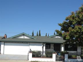 OXNARD CA Single Family Home Sold: $429,900