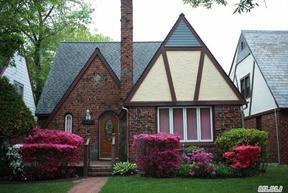 Lynbrook NY Single Family Home For Sale: $439,000