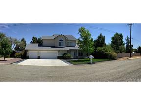 Lancaster CA Single Family Home Sold: $390,000