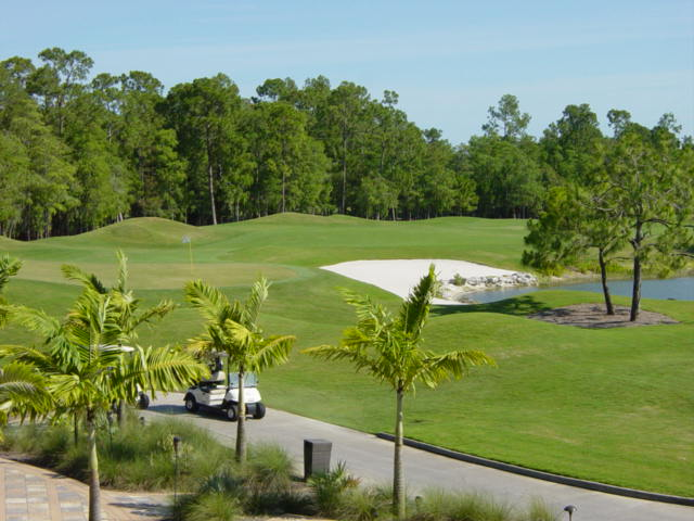Naples Golf Course and Country Club Homes