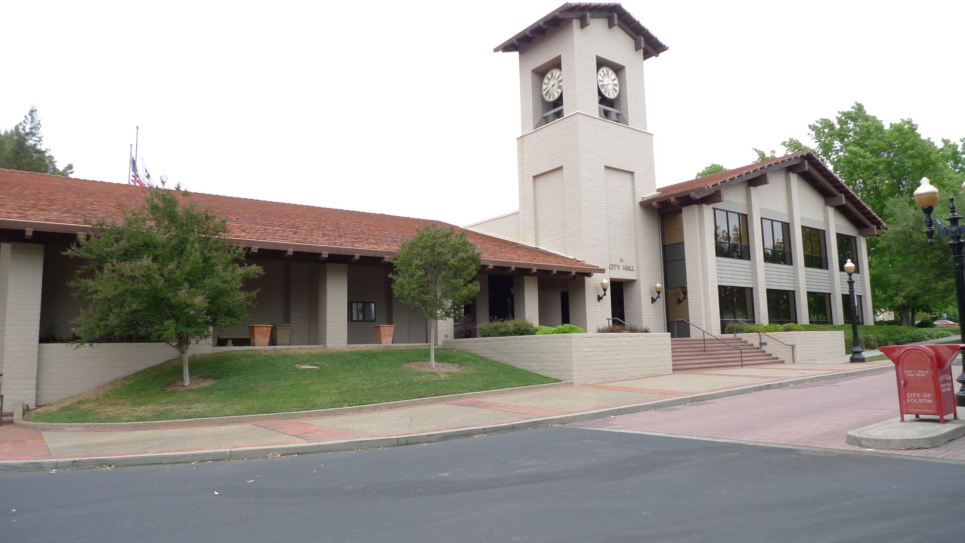 Folsom, California City Hall