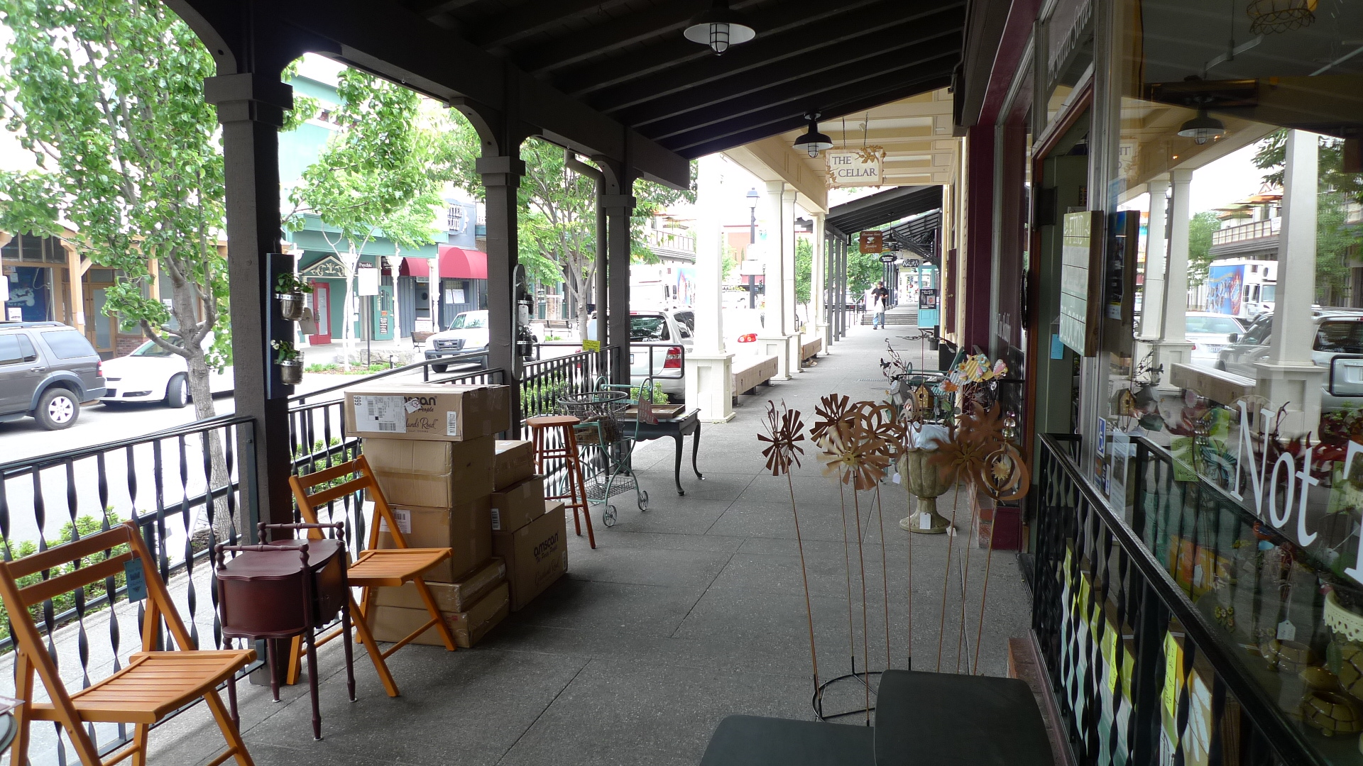 The Folsom Historic District