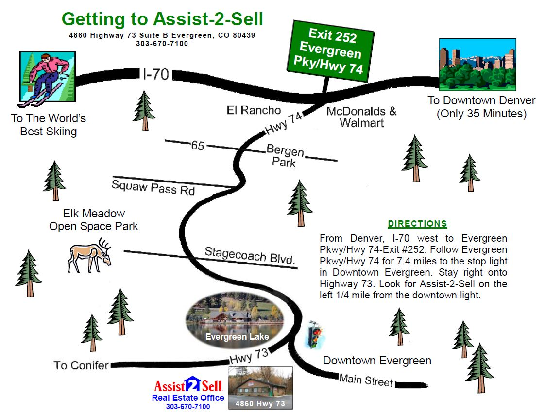Our Team Of Experts Assist 2 Sell Real Estate Services 303 670