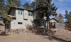 Evergreen CO Single Family Home Under Contract: $619,500