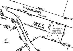 Residential Lots And Land Sold: Vacant Land #TBD HYLAND DR