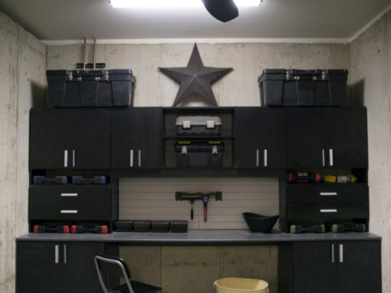 create your own garage storage plan this fall